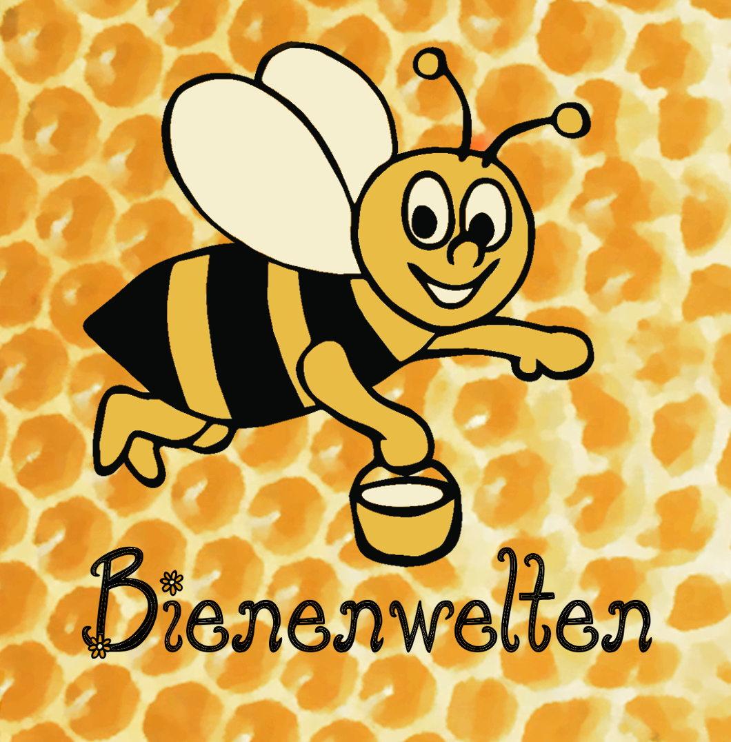 Bienenwelten Logo