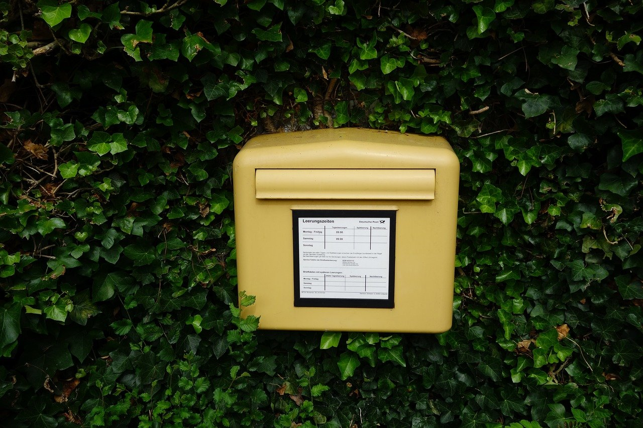 mailbox, letter boxes, post