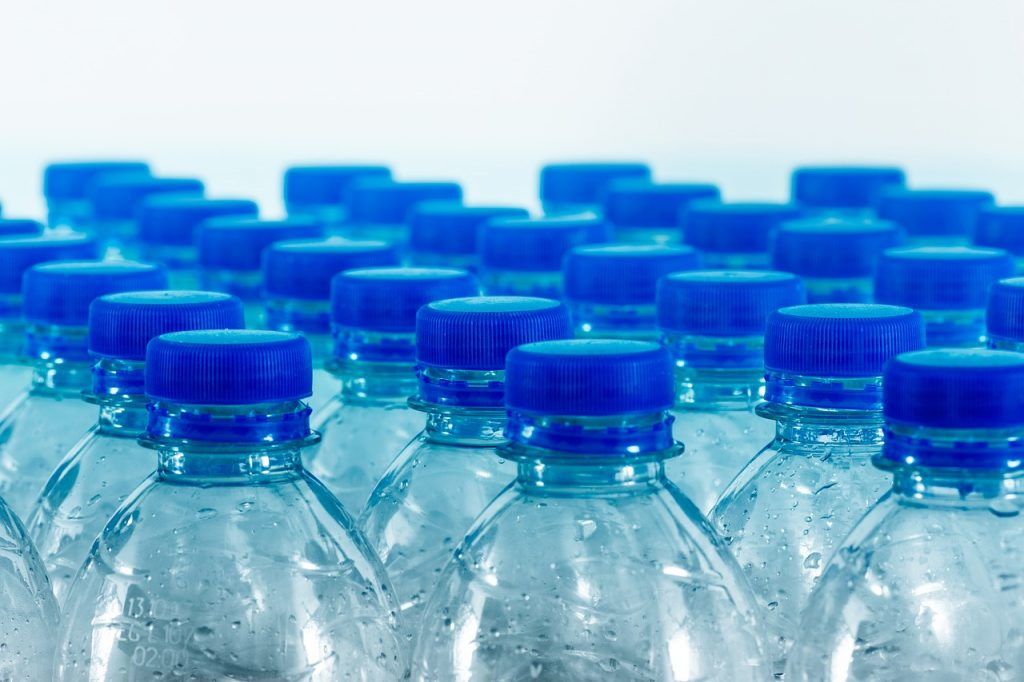 bottles, plastic, recycling
