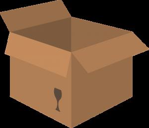 package, box, carton