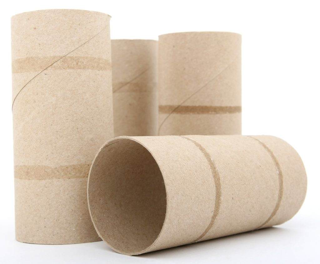 roll, sanitary, tissue