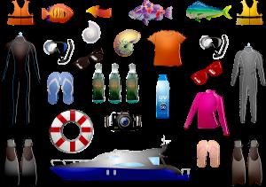 scuba diving, clothes, wetsuit