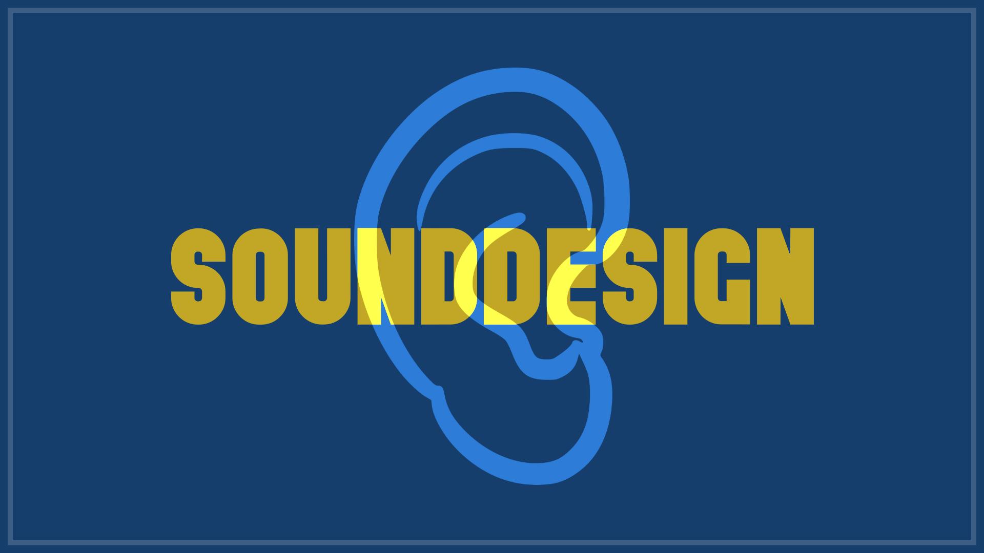 Sounddesign Pic